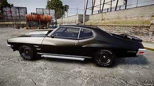 Pontiac Le Mans 1971 Rims3 For Gta 4