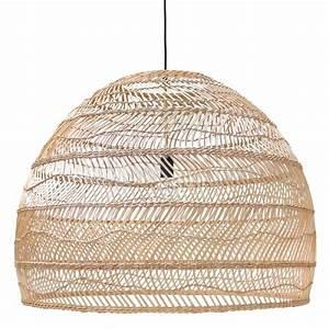 Suspension En Osier : lampe suspension en osier 80cm hk living par hk living petite lily interiors ~ Teatrodelosmanantiales.com Idées de Décoration