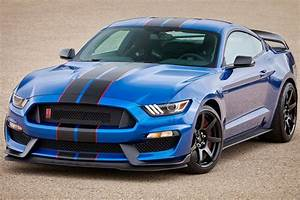 This Is The 2019 Ford Mustang Shelby's GT500 Supercharged V8 | CarBuzz