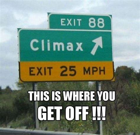 The Signs As Memes - funny exit sign jokes memes pictures