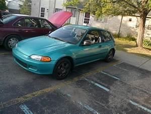 1994 Honda Civic Hatchback  3 000