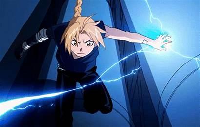 Edward Elric Alchemy Combat Alchemist Fullmetal Newton