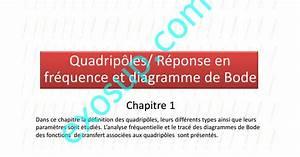 Cours  U00e9lectronique Analogique Smp S5 Fs Rabat