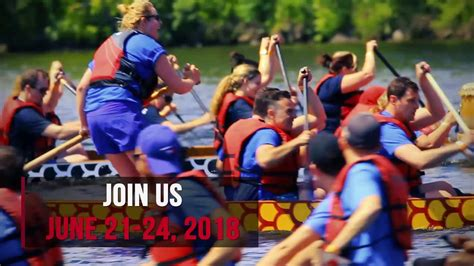 Dragon Boat Festival 2017 Ottawa by Tim Hortons Ottawa Dragon Boat Festival June 21 24 2018