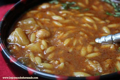 recette de tf1 cuisine chorba algérienne aux langues d 39 oiseaux les joyaux de