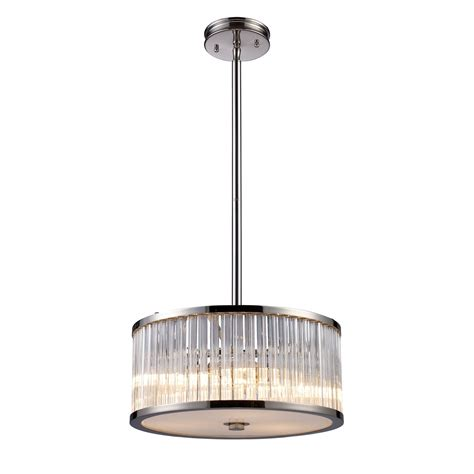 pendant drum light braxton contemporary drum pendant light xkle 3 82101