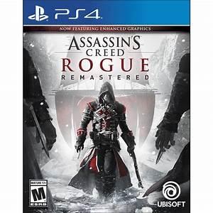 [PS4] Assassin's Creed Rogue Remastered (R3/ENG) - Play Inc.