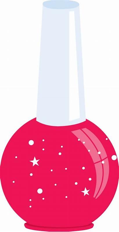 Spa Party Clipart Clip Nail Polish Pamper