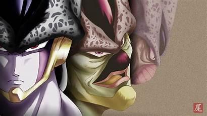 Cell Dbz Dragon Ball Wallpapers Mobile Dragonball
