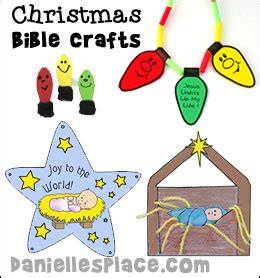 bible crafts and sunday school lessons for children 121 | bible christmas crafts