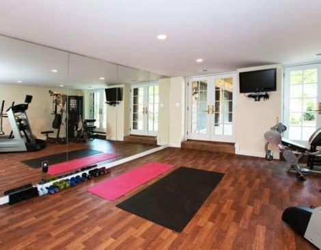 Büro Zu Hause Einrichten fitnessraum einrichten tipps und ideen f 252 r ein fitness
