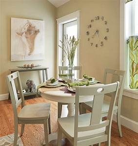 idee decoration salle manger table bois With idee salle a manger design