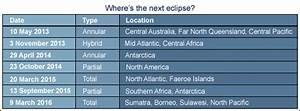 Your Guide To The 2012 Total Solar Eclipse  U203a Science