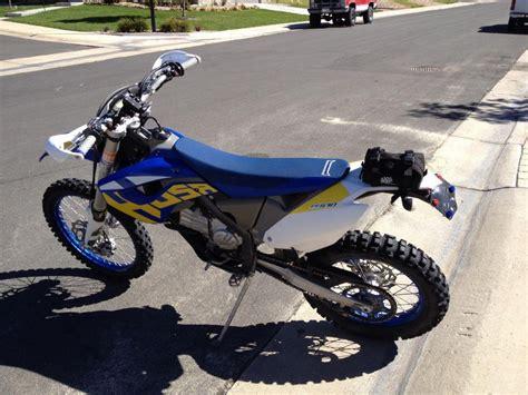 e dirt bike buy 2009 husaberg fe 570 e dirt bike on 2040 motos