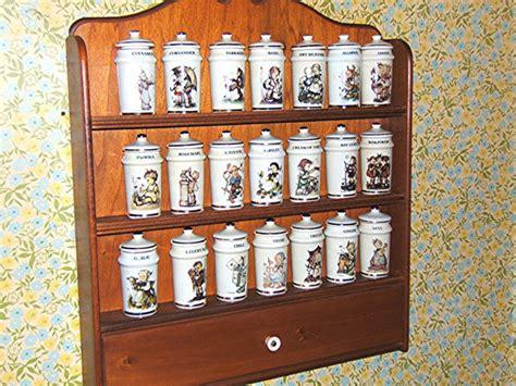 Hummel Spice Rack by May 27th 2006 2006 0515025 046 M J Hummel 1987 Spice