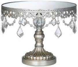 chandelier cupcake stand silver cake stand ebay