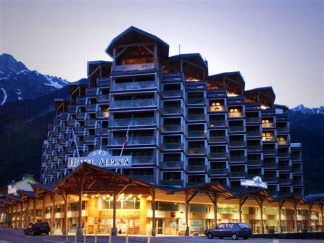 alpina eclectic h 244 tel tous les h 233 bergements chamonix mont blanc