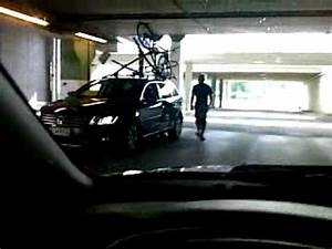 Garage Beke Automobiles Thiais : car with bikes on roof rack stuck in garage youtube ~ Gottalentnigeria.com Avis de Voitures