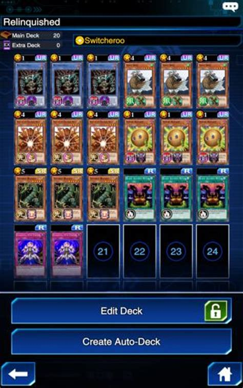 Gate Guardian Deck Recipe by Yugioh Relinquished Deck Www Pixshark Images
