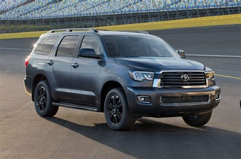toyota sequoia review release details redesign