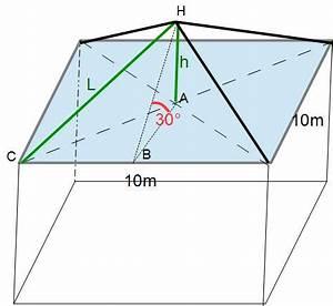 Calcul Surface Toiture 2 Pans :  ~ Premium-room.com Idées de Décoration