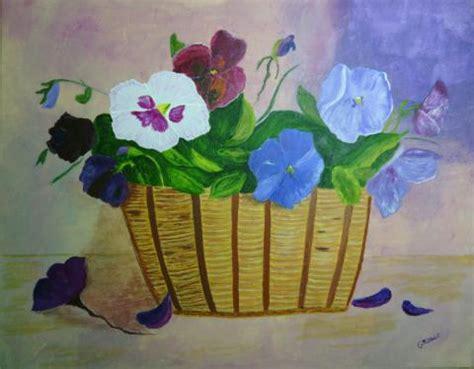 peinture sur toile pour debutant exemples de tableaux en peinture acrylique sur toile pour d 233 butant