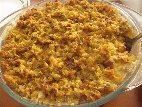 chicken dressing casserole a crafty cook chicken and stuffing casserole