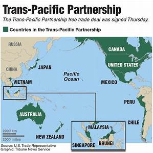 FOCUS: Signing of Trans-Pacific Partnership Trade Deal ...