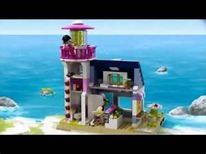 Vidéos De Lego : lego friends el faro youtube ~ Medecine-chirurgie-esthetiques.com Avis de Voitures