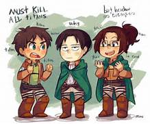 Levi And Hanji Tumblr