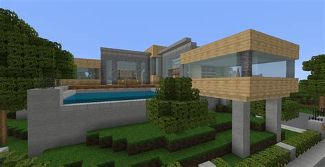 construire une maison minecraft az71 jornalagora