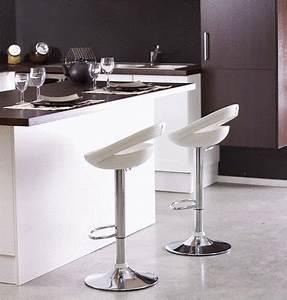 Chaise Pour Table Haute : la chaise de bar nouvel objet tendance de nos cuisines ~ Teatrodelosmanantiales.com Idées de Décoration
