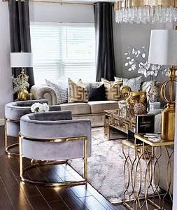 50, Lovely, Living, Room, Design, Ideas, For, 2020