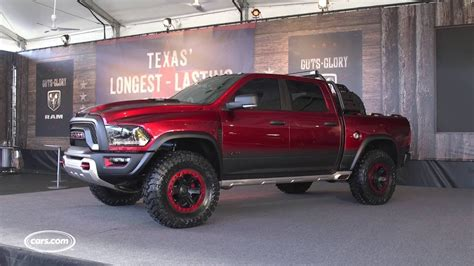 ram hellcat ram rebel trx concept hellcat powered exhaust note youtube