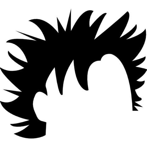 kurze dunkle haare kurze dunkle haare m 228 nnliche form der kostenlosen icons