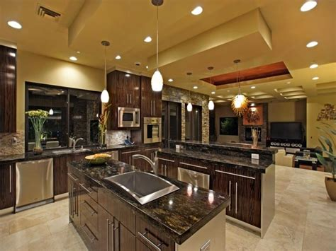 awesome kitchens pictures amazing kitchens home sweet home pinterest