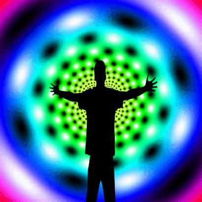 Energy Loop Flow Human Soul Trippy Giphy