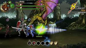2D Action RPG Fallen Legion Announced For PS4 Gematsu
