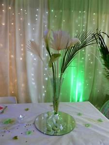Deco Vert Anis : decoration plafond salles tentures salles mariage ~ Teatrodelosmanantiales.com Idées de Décoration