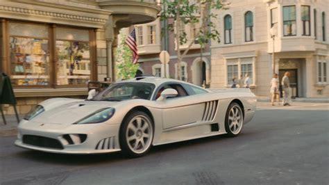 saleen  american hand built high performance supercar