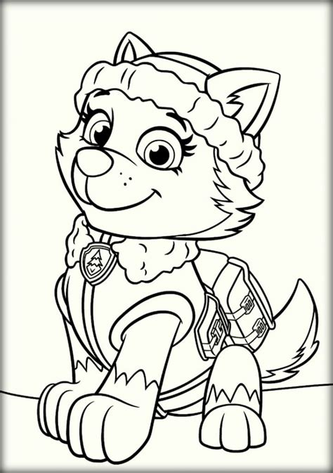 Paw patrol, mom, dad, sis & bro designs (the printables are available for free in the printable nice paw patrol birthday party free party printables. Get This Paw Patrol Coloring Pages Free to Print 53867