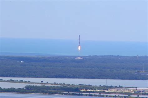 SpaceX Launches Third Dragon of 2017 to Space Station ...