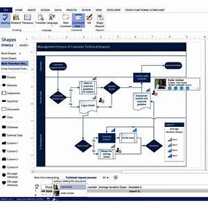 Microsoft Visio Standard 2016  D86