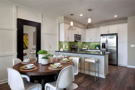 kitchen dining rooms designs ideas small kitchen dining room combo ideas decor outline 8045