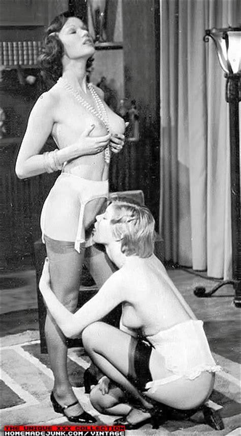 Wild Xxx Hardcore Vintage Lesbian Erotica Stockings