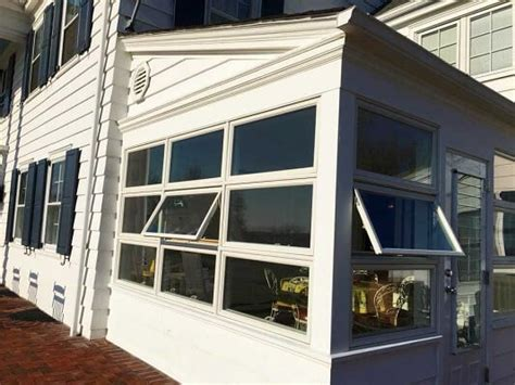 sunroom window replacement