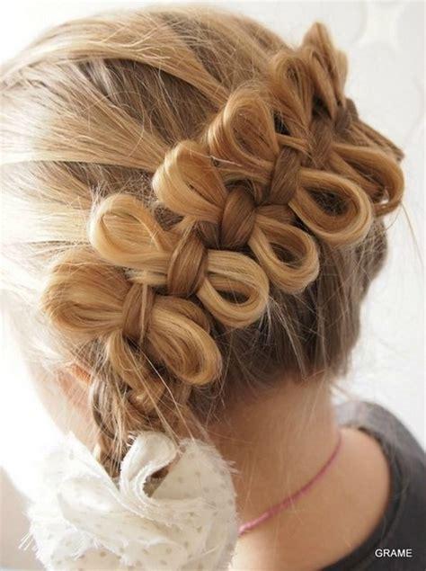 coiffure ceremonie fille