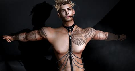 gianni mesh body template fall down seven times stand up eight sins of vanity