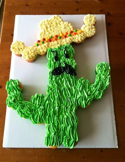 fiesta pull  cake fiesta cake fiesta cupcakes