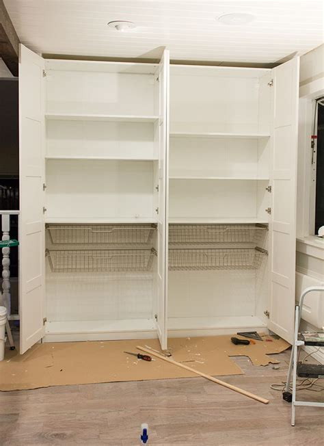 Jenna Sue: Kitchen Chronicles: Ikea Pax Pantry Reveal